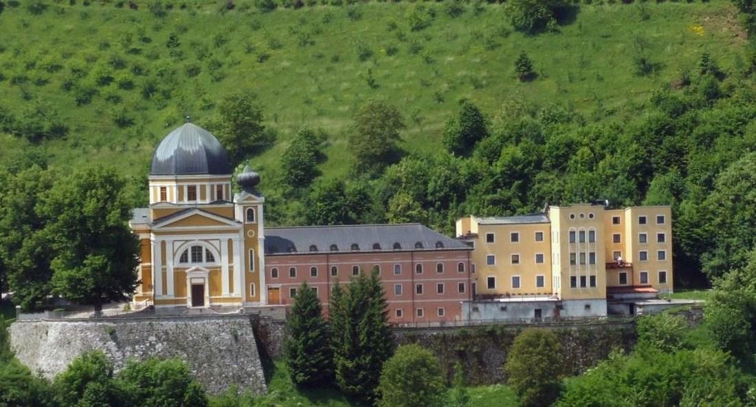 Slikovni rezultat za Franjevački samostan u Fojnici
