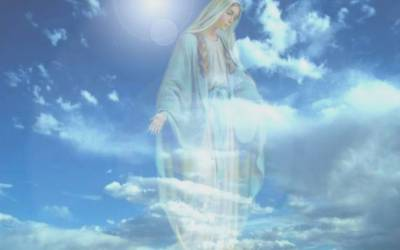 MOLITVA MARIJI MAJCI ŽIVIH