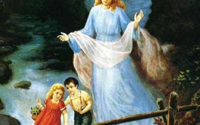Dar od Boga za svakog čovjeka – Anđeo čuvar