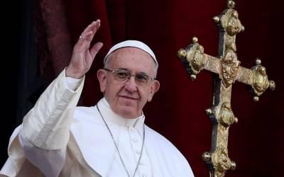Papa Franjo pozvao na molitvu za mlade
