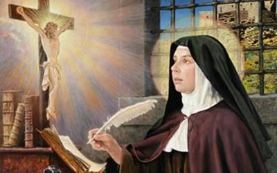 Molitva sv. Klari, zaštitnici televizije