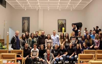 Duhovna obnova za mlade Frame Sarajevo