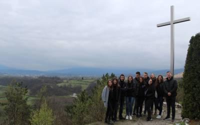 Put križa na Kalvariji